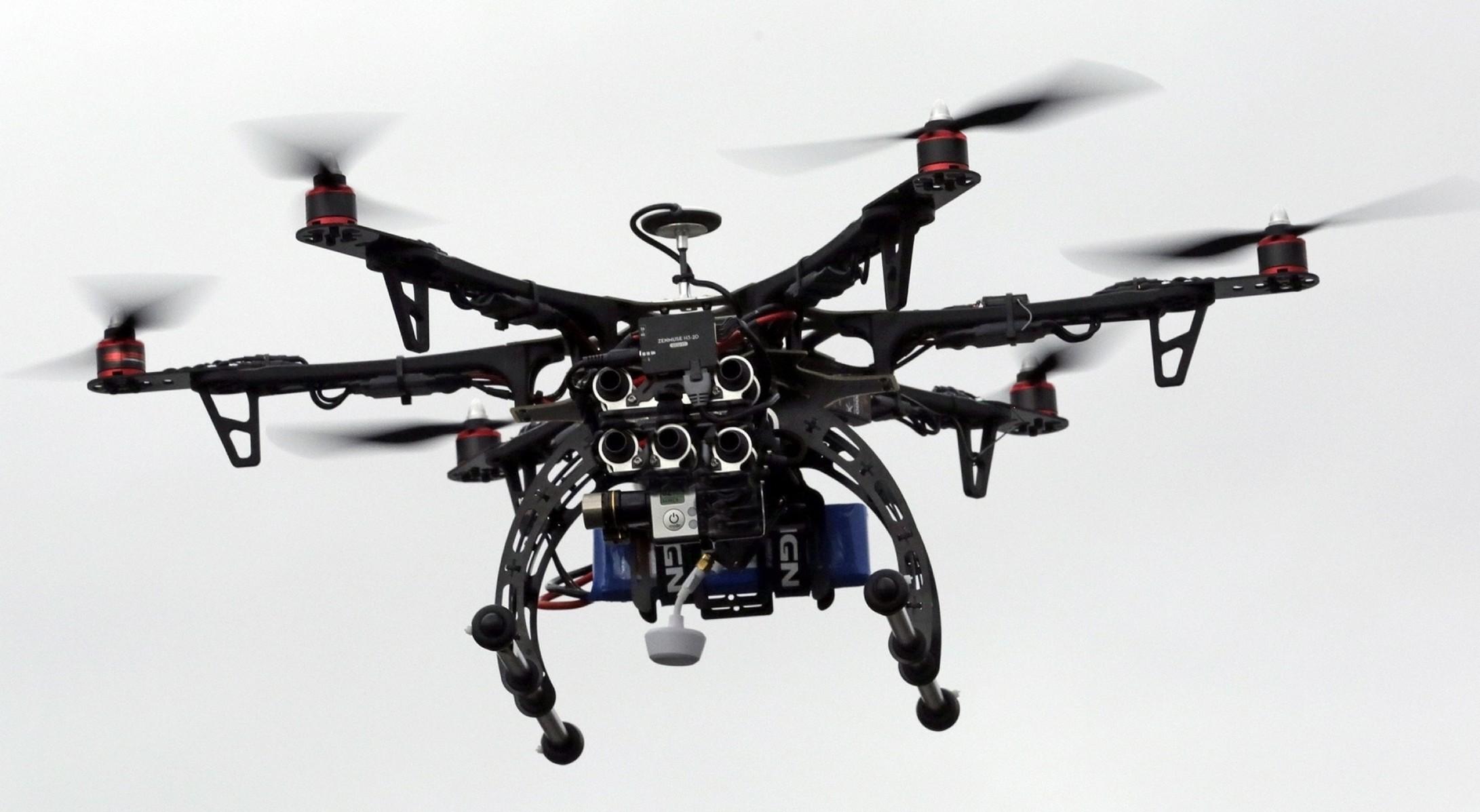 Iscriviti alla newsletter drone luca