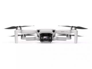 Drone Luca e mavic mini DJI
