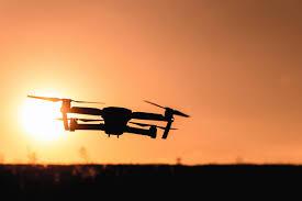 Training e test con i droni