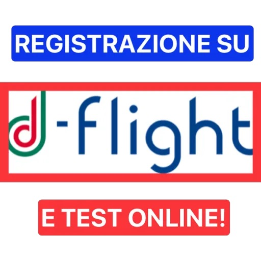 Ecco come registrarsi al sito D-Flight