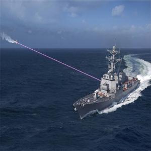 Raggio laser anti DRONE!