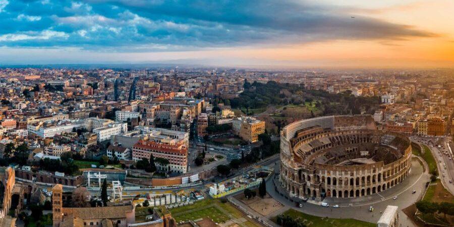 Roma da drone